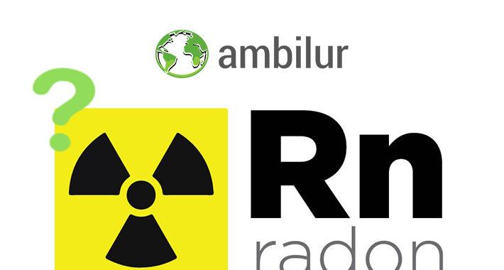 El Radón por Ambilur control de plagas